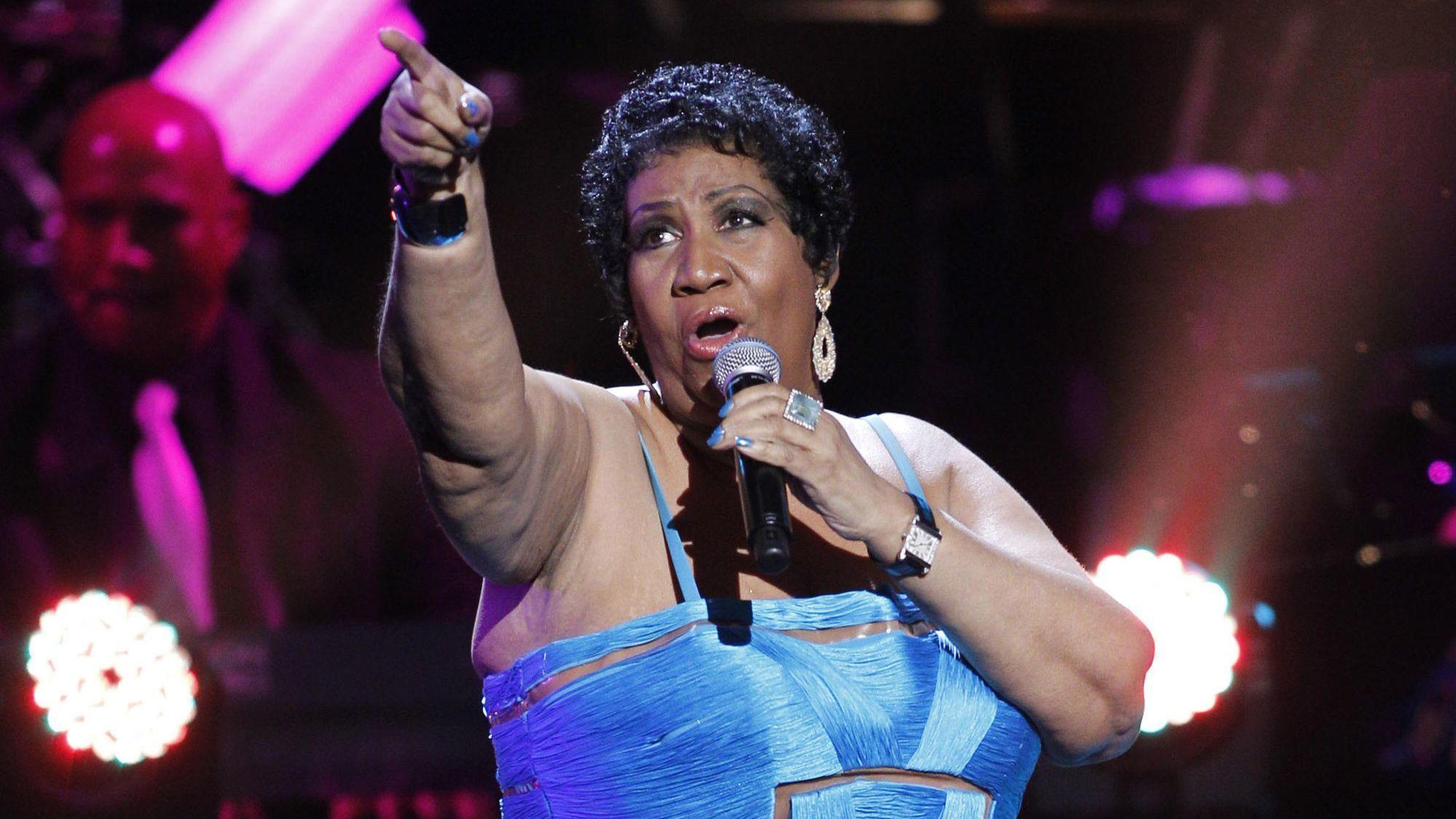 Aretha Franklin (Foto: Reprodução)