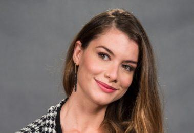 A atriz global Alinne Moraes (Foto: Divulgação/Globo)