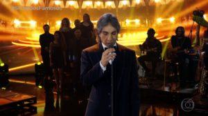 Di Ferrero durante apresentação no Show dos Famosos, da Globo (Foto: Reprodução)