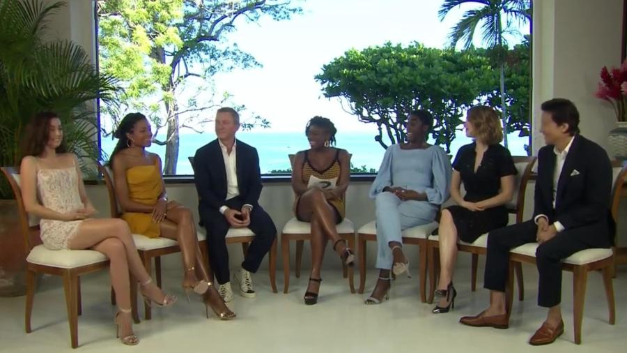 """Elenco de """"Bond 25"""" é anunciado em Golden Eye, na Jamaica (Foto: Reprodução)"""
