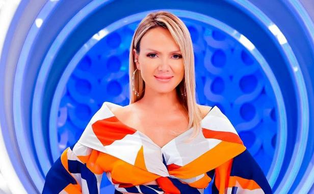 A apresentadora Eliana (Foto: Reprodução)