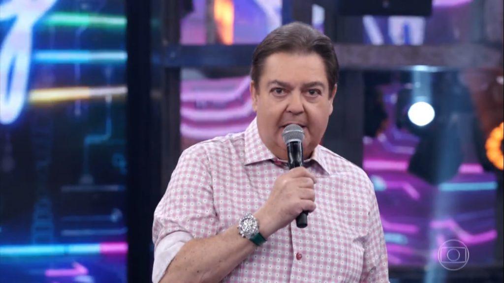 Faustão ganha um dos maiores salários da TV Brasileira (Foto: Globo)