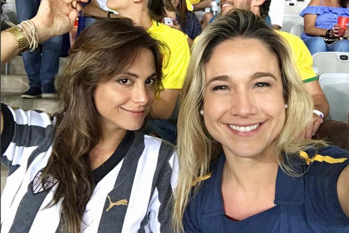 Fernanda Gentil e Priscila Montandon são casadas (Foto: Reprodução/Instagram)