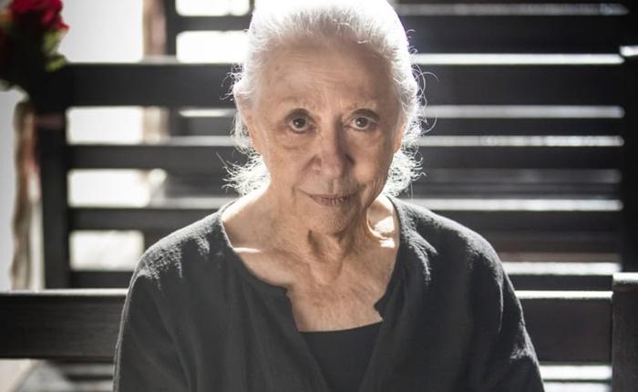 Fernanda Montenegro em A Dona do Pedaço (Foto: Globo/João Miguel Júnior)