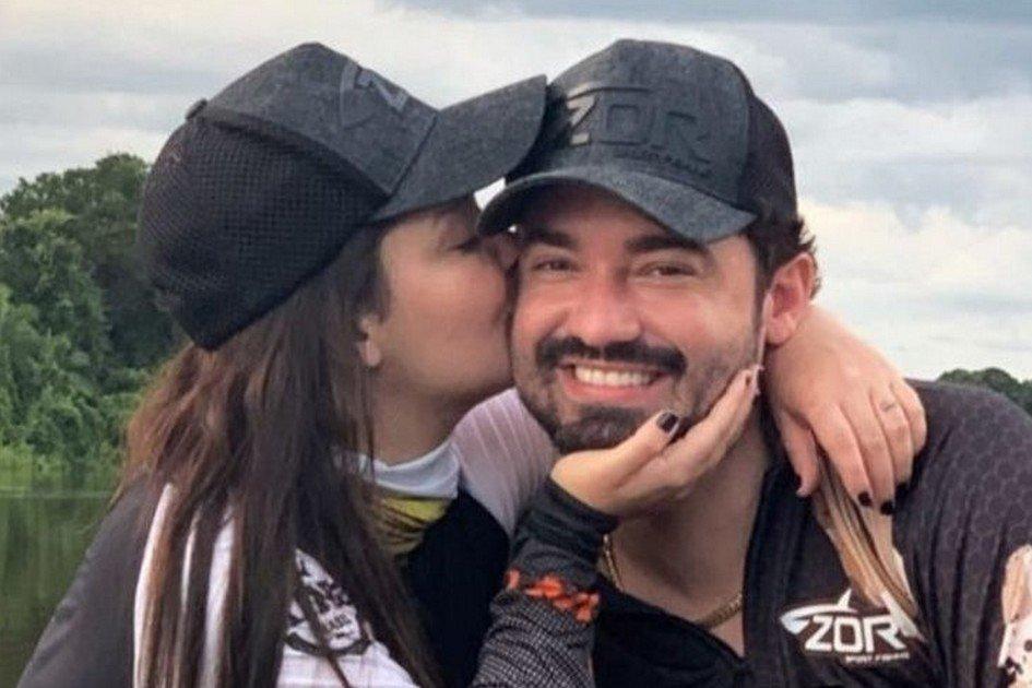 Maiara e Fernando Zor vivem romance entre idas e vindas (Foto: Reprodução/Instagram)