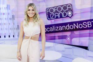 Lívia Andrade, Fofocalizando