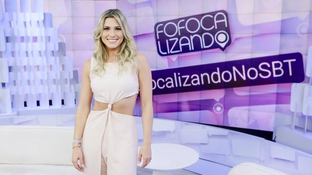 Lívia Andrade, Fofocalizando, SBT