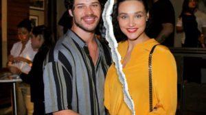 Débora Nascimento e José Loreto (Foto: Daniel Delmiro/AgNews)