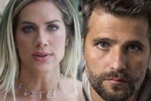 Giovanna Ewbank e Bruno Gagliasso (Foto: Reprodução/Montagem)