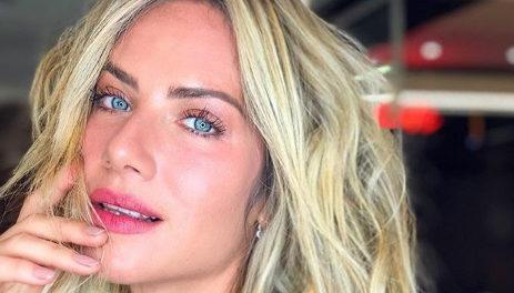 A modelo e ex-atriz da Globo, Giovanna Ewbank que é casada com Bruno Gagliasso (Foto: Reprodução/Instagram)