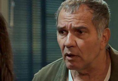 Humberto Martins em Verão 90; ator deixou novela pela metade (Foto: Reprodução/Globo)