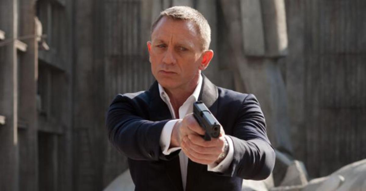 James Bond (Foto: Reprodução)