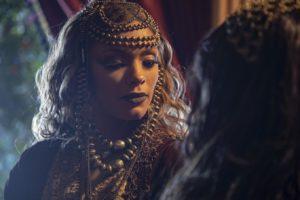 Jezabel (Lidi Lisboa) é a protagonista da trama da Record