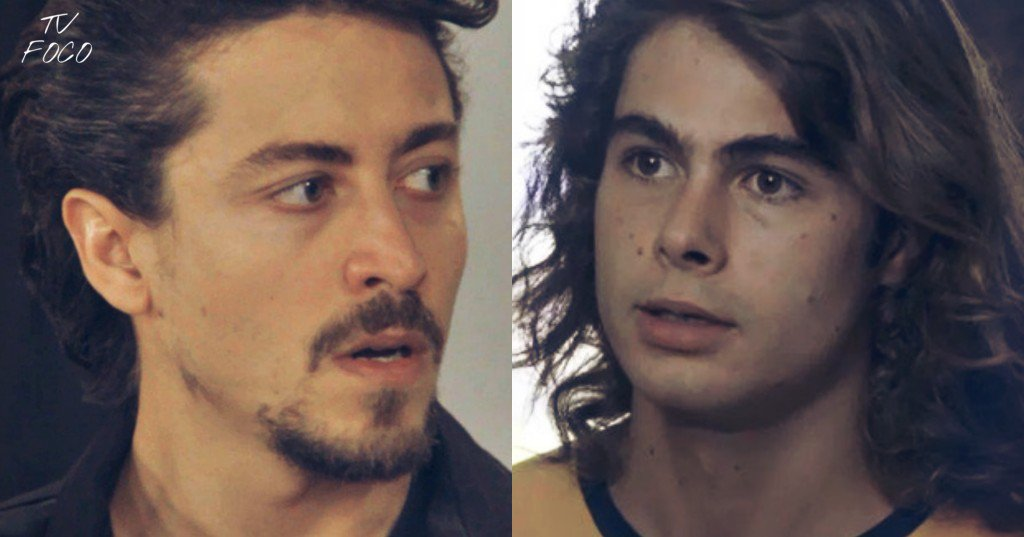 João (Rafael Vitti) irá desmascarar seu irmão Jerônimo (Jesuíta Barbosa) na novela Verão 90