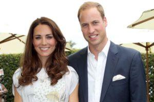 Príncipe Wilian e Kate Middleton (Foto: Reprodução)