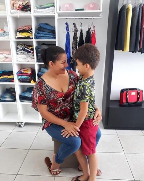 Keyla Santos revela verdade sobre Wallas Arrais, namorado de Mileide Mihaile (Foto: Divulgação)