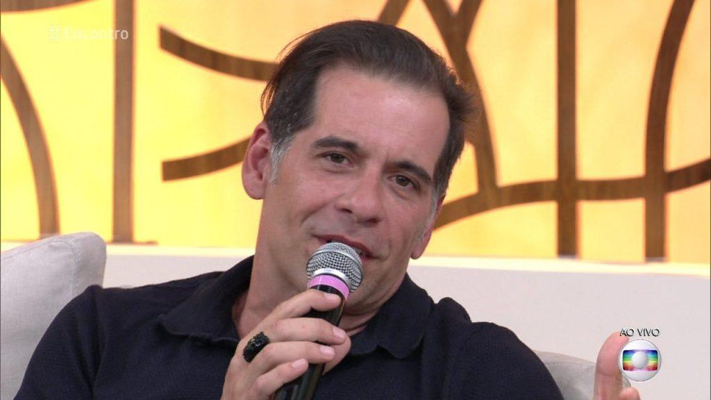 O ator global Leandro Hassum (Foto: Reprodução/Globo)