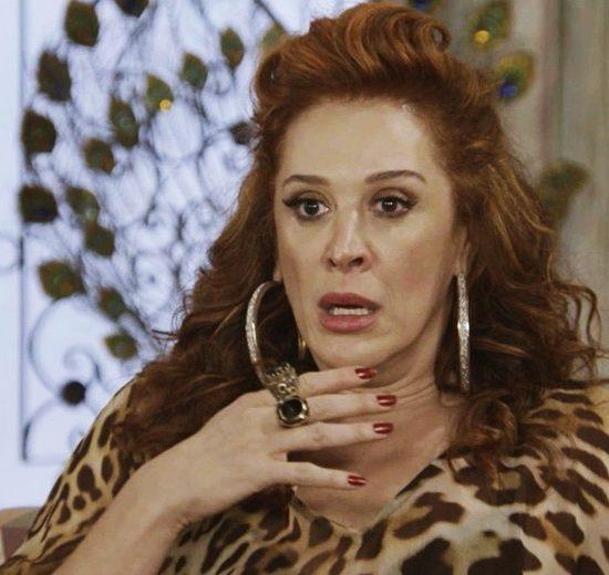 Lidiane (Claudia Raia) na novela Verão 90