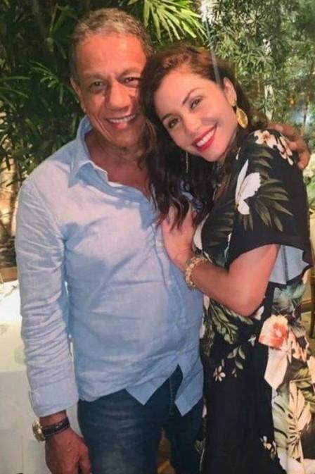 Maria Melilo está namorando um empresário de 75 anos que tem um patrimônio de R$ 200 milhões (Foto: Reprodução/Instagram)
