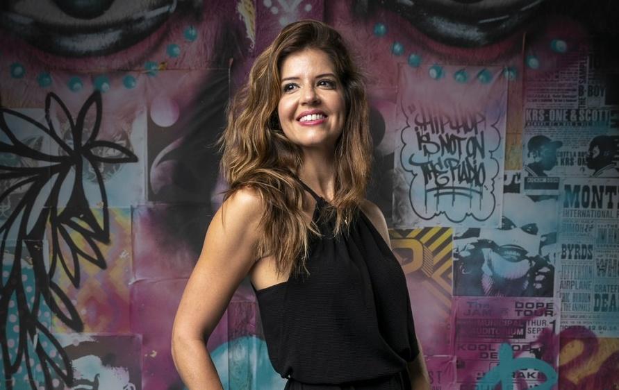 Mariana Santos é Carla na novela juvenil Malhação Toda Forma de Amar
