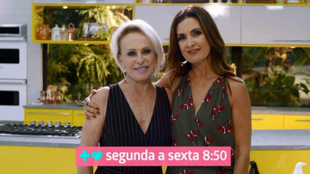 Nova programação da Globo rendeu boa audiência (Foto: Reprodução)