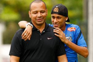 Neymar pai e filho (Foto: Divulgação)