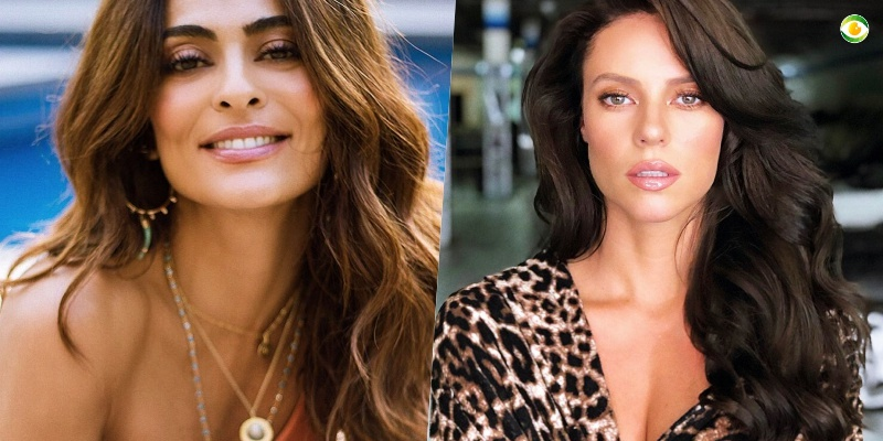 Paolla Oliveira e Juliana Paes estarão na trama A Dona do Pedaço da Globo