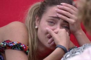 Paula na Globo (Foto: Reprodução)