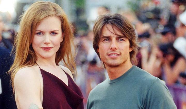 Nicole Kidman e Tom Cruise foram casados nos anos 90. (Foto: Divulgação)