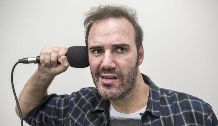 Diogo Portugal deixará o Luciana by Night, da RedeTV!. (Foto: Divulgação)