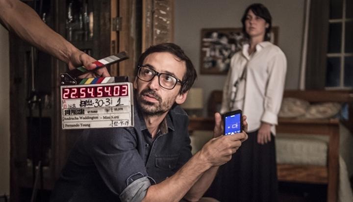 Julio Andrade vai dirigir episódios de Sob Pressão. (Foto: Divulgação)
