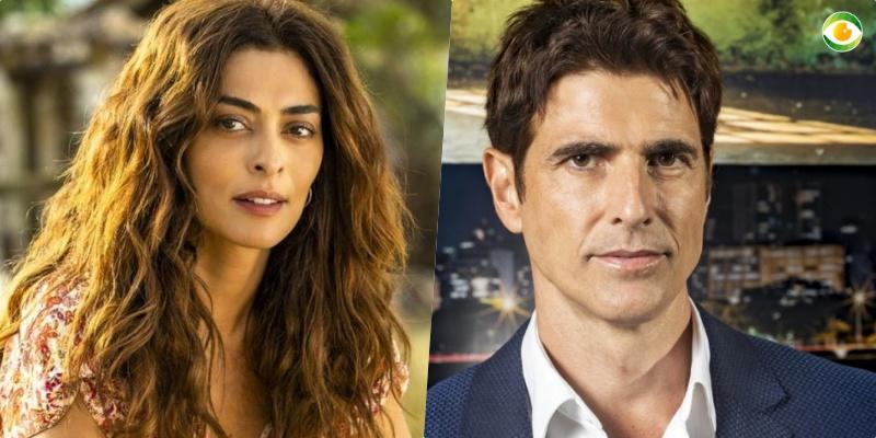 Reynaldo Gianecchini e Juliana Paes serão marido e mulher em A Dona do Pedaço