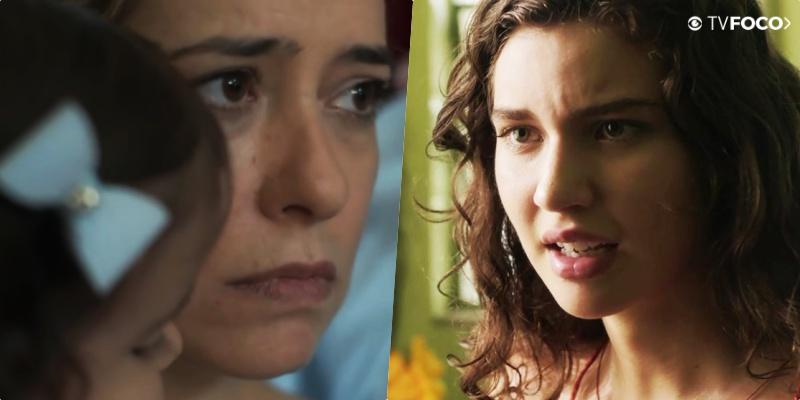 Rita (Alanis Guillen) e Lígia (Paloma Duarte) estrarão em disputa em Malhação Toda Forma de Amar