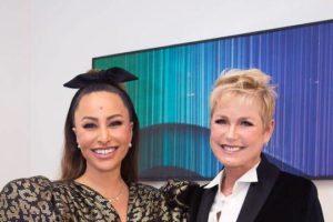 Sabrina Sato e Xuxa Meneghel, da RecordTV, vão para o SBT (foto: Divulgação)