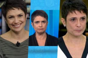 Sandra Annenberg tem salário, fama e passado revelados (Foto montagem TV Foco)