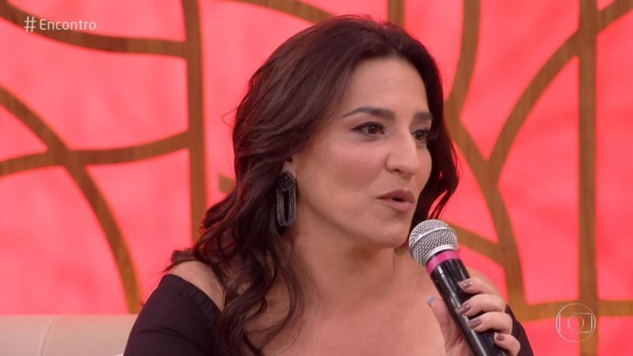 Simone Gutierrez de Órfãos da Terra (Foto: Divulgação)