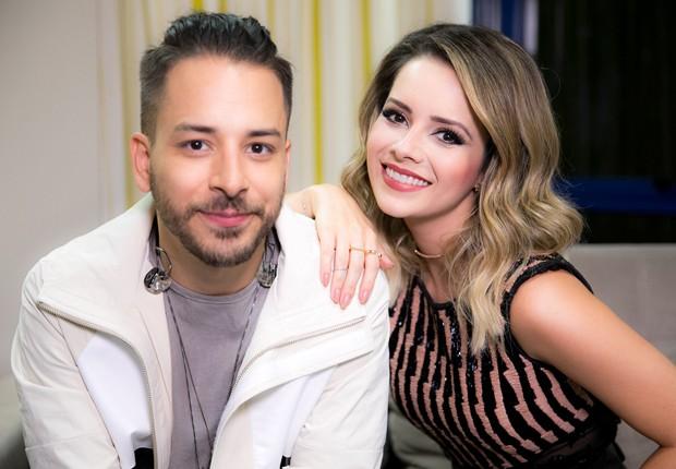 Sandy e Júnior estão com tudo em retorno da carreira a dois e dão exclusividade para a Globo (Foto: Divulgação)