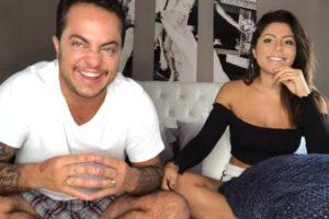 Thammy Miranda e Andressa Ferreira derão alguns detalhes íntimos (Foto: Reprodução/YouTube)