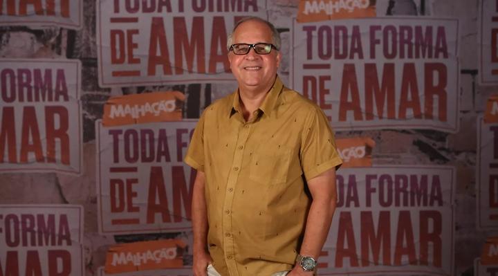 Emanuel Jacobina, autor de Malhação: Toda Forma de Amar (Foto: Isabella Pinheiro/Globo)