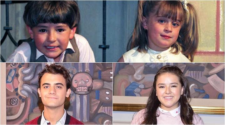Germán Bracco eMacarena Oz interpretarão Carlinhos e Lizete na nova versão de A Usurpadora. (Foto: Montagem/Divulgação/Televisa)
