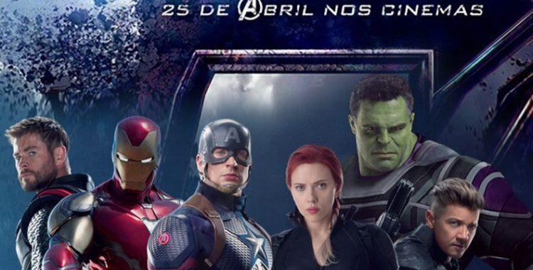 Vingadores (Foto: Reprodução)