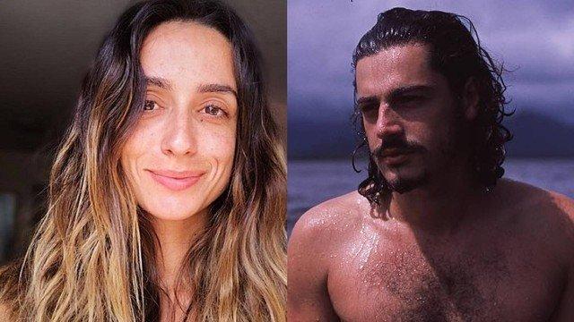 Ex-mulher de Marcelo Faria surge com homem mais novo (Foto: Reprodução: Instagram)