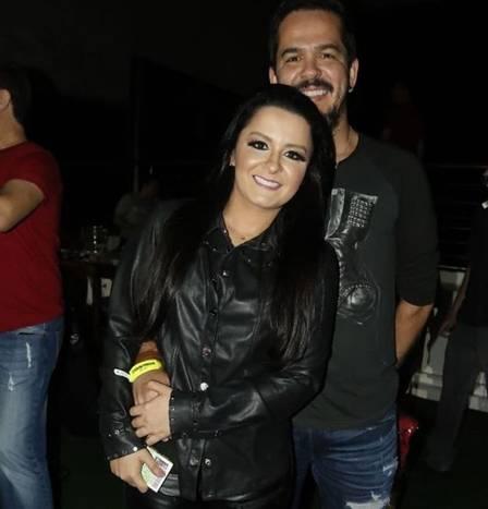 Maraisa voltou a namorar com o empresário Wendell Vieira (Foto: Reprodução)