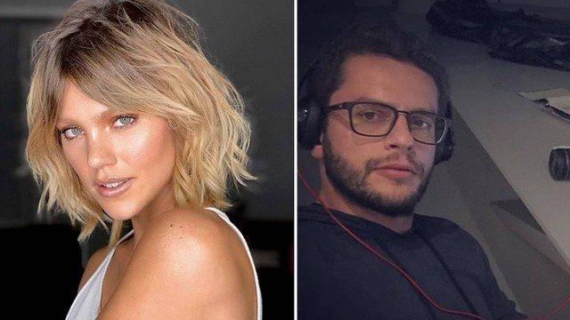Pâmela Tomé está namorando diretor de TV Bruno Martins (Foto: Reprodução/Instagram)