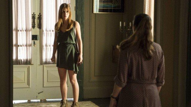 Luz brigará com Judith na novela O Sétimo Guardião (Foto: Reprodução)
