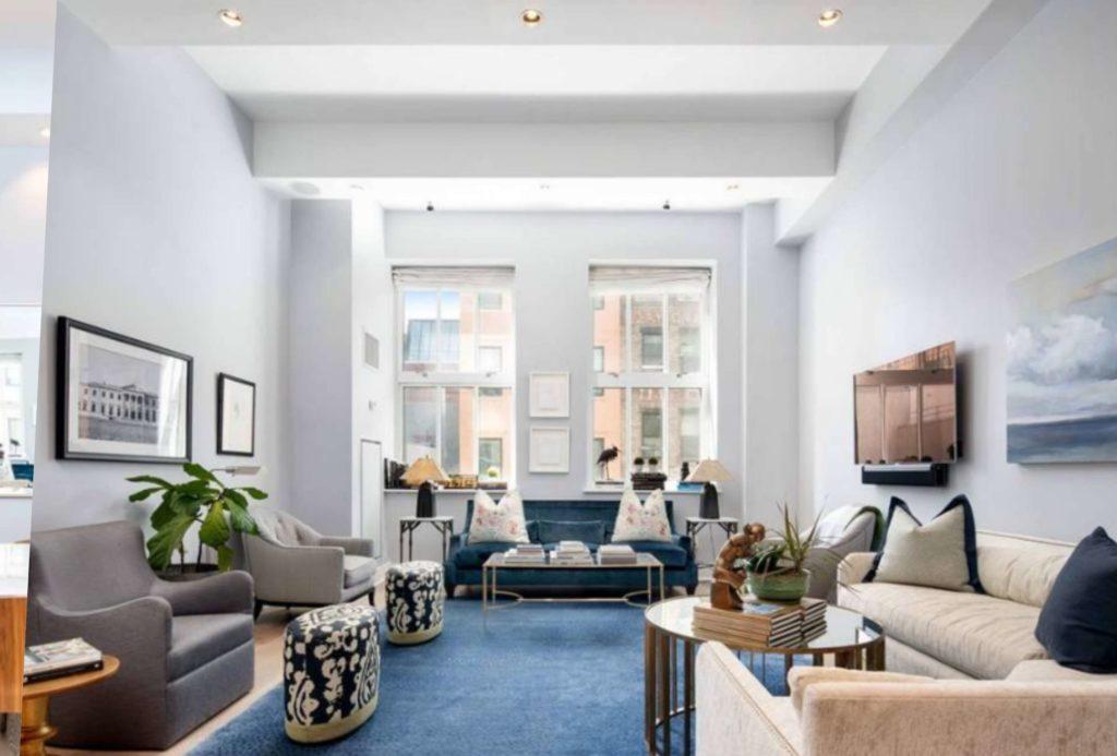 Simulação de imóvel a venda no mesmo valor e na mesma região de Nova York onde Paulo Gustavo comprou uma imóvel