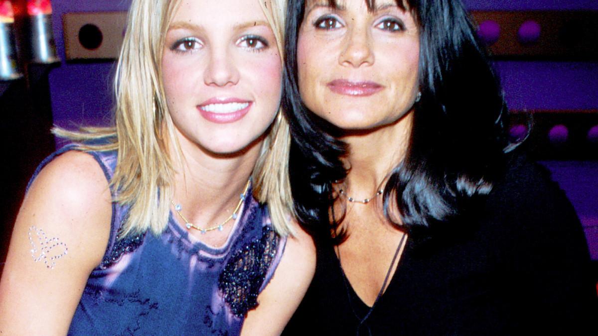 Britney Spears e Lynne Spears (Foto: Reprodução)