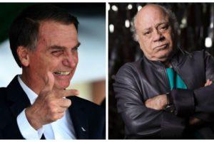 Tonico Pereira detonou o governo de Jair Bolsonaro (Foto: Reprodução)