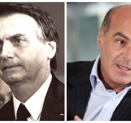Marcelo de Carvalho, dono da RedeTV!, é um apoiador declarado de Bolsonaro