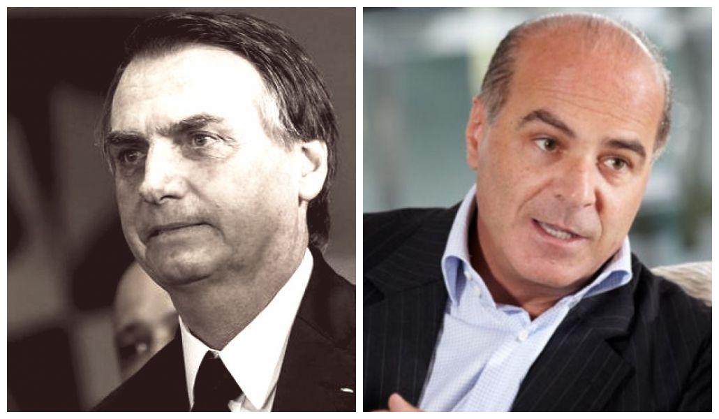Marcelo de Carvalho, dono da RedeTV!, é um apoiador declarado de Bolsonaro e crítico de Lula